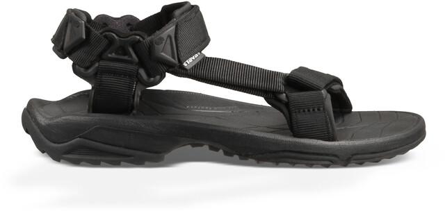 Teva Terra Fi Lite Sandals Men black at